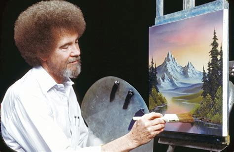 bob ross of painting uk what happened to bob ross paintings mental floss