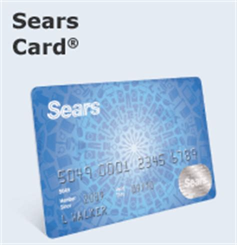 sears credit card make a payment sears card archives my bill bill payment information
