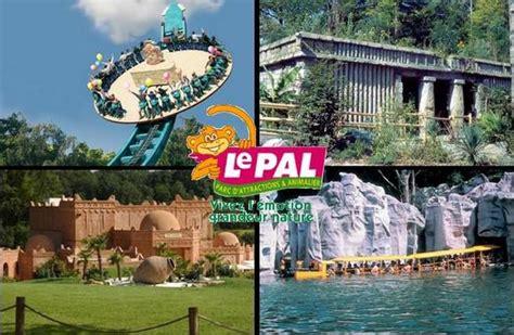 pal the le pal parc d attraction et zoo en auvergne proxifun