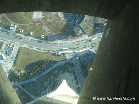 glass toronto cn tower photos
