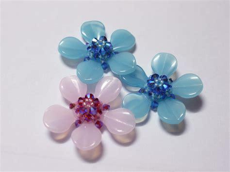 diy beaded jewelry tutorials diy beaded flower shape jewelry tutorials