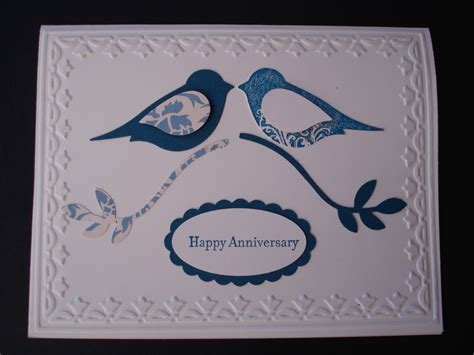 how to make a anniversary card cards scraps and other quot junk quot anniversary cards