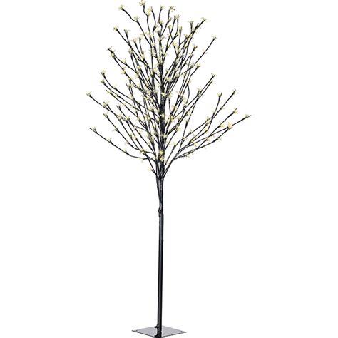 rona tree indoor outdoor lighted tree 240 lights 57 quot rona