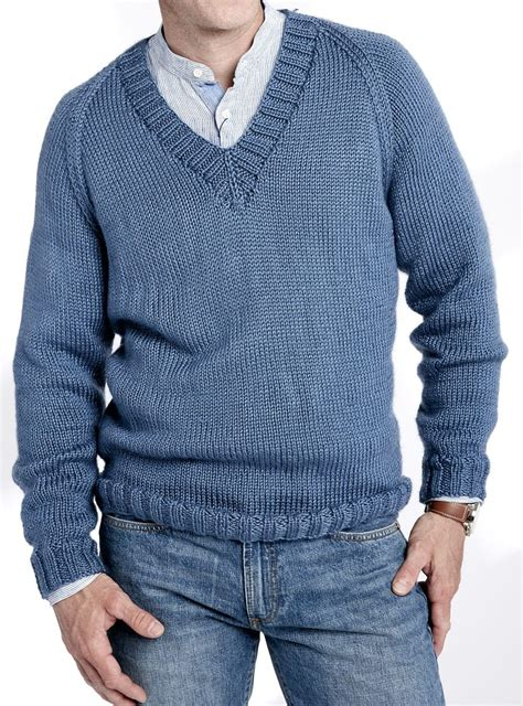 v neck pullover knitting pattern s sweater knitting patterns in the loop knitting
