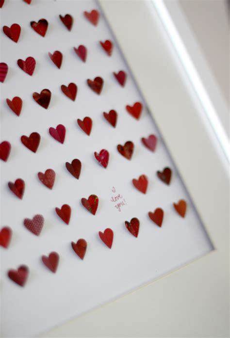 paper hearts crafts creatively my paper