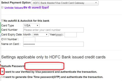how to make hdfc credit card payment pay sbi credit card bill through hdfc debit infocard co