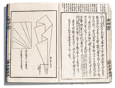 the origin of origami history of origami from past t