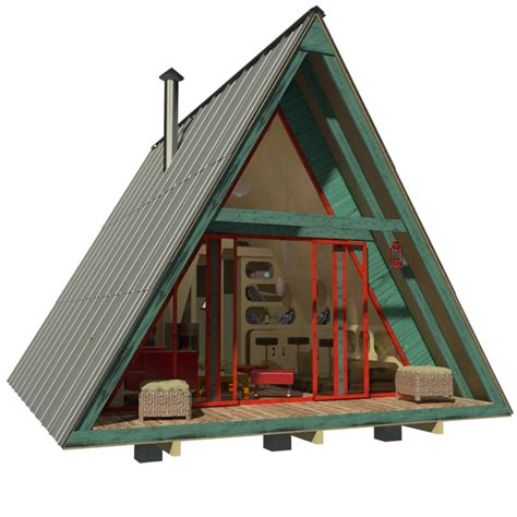 simple a frame house plans a frame tiny house plans