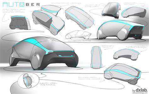 Modern Interior Designer autouber autonomous car project learns about its