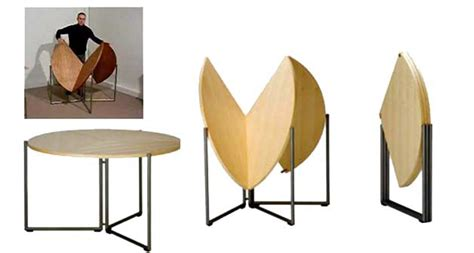 collapsing dining table home design fascinating collapsing dining table folding