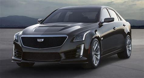 Cadillac V8 by New 2016 Cadillac Cts V Has 640hp Supercharged V8 Reaches