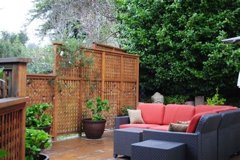 privacy screens for backyards 59 backyard ideas for and entertaining