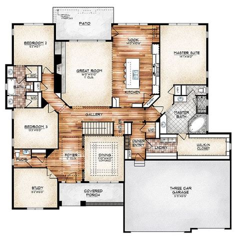 house plans for ranch style homes best 25 floor plans ideas on house floor