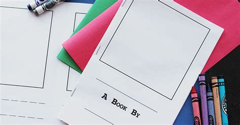 make your own picture books make your own book for free printable day