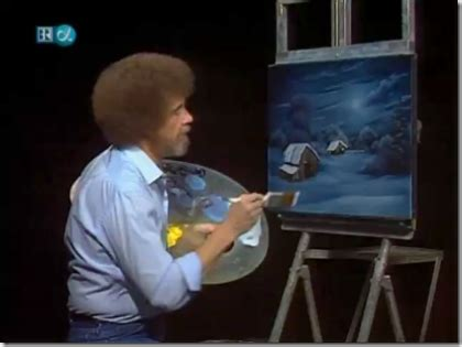 tv programm bob ross painting 23 happy bob ross facts most viewers never knew