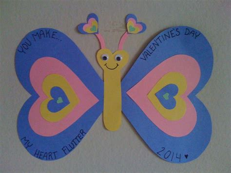 butterfly craft craft for easy preschool s day