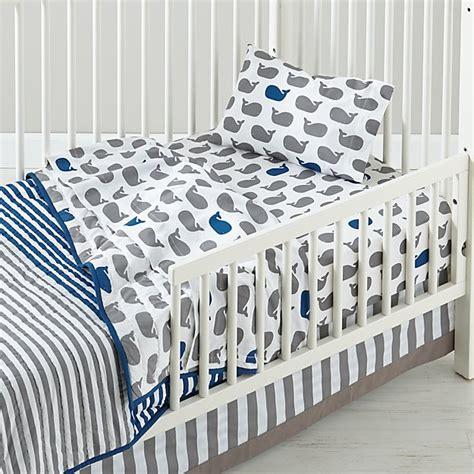 whale crib bedding sets make a splash toddler bedding whales the land of nod
