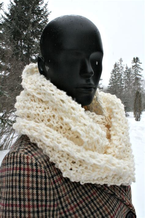 how to end a knit scarf infinity scarf and headwrap knitting pattern knits end