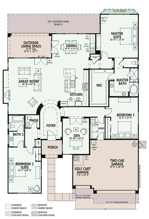 robson ranch floor plans robson communities floor plans meze
