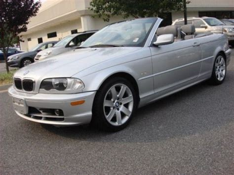 2002 Bmw 325i Specs by 2002 Bmw 3 Series 325i Convertible Data Info And Specs