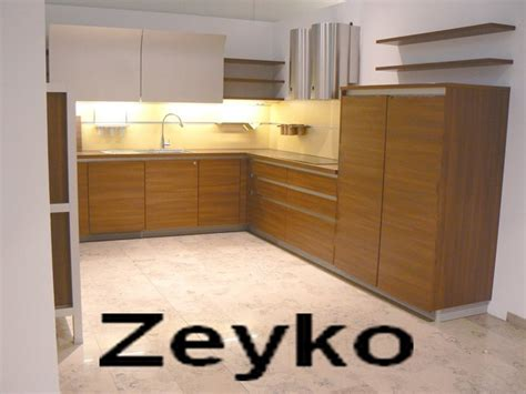 Küchen Modern 1720 by L K 252 Che Zeyko Front Noce Quer Cherry Viele Schubladen