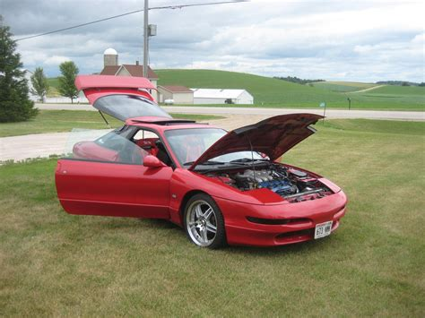 1994 Ford Probe by 1994 Ford Probe Information And Photos Zombiedrive
