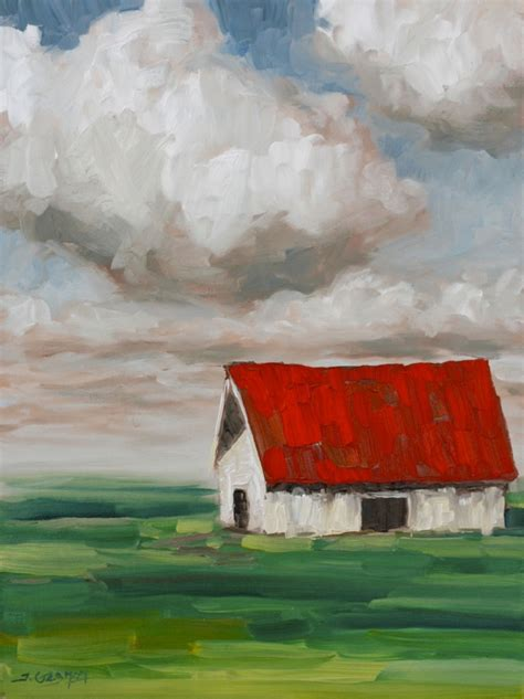 acrylic painting classes jacksonville fl expressionist barn acrylic painting lesson tim gagnon
