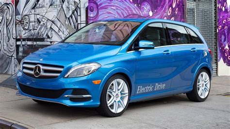 Mercedes B Class Electric by Mercedes B Class Electric 2017 Car Review