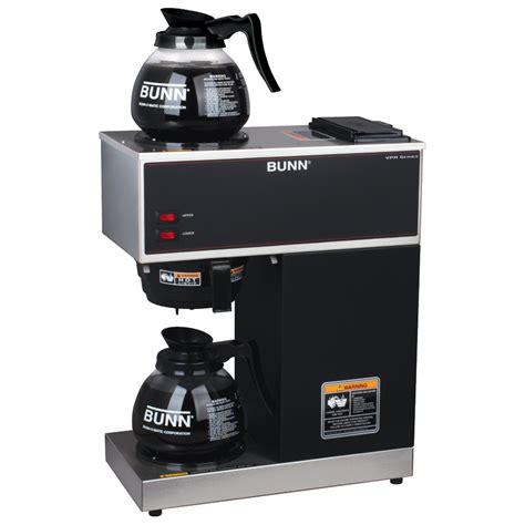 Bunn VPR Pourover Coffee Brewer   33200.0000   Coffee Wholesale USA