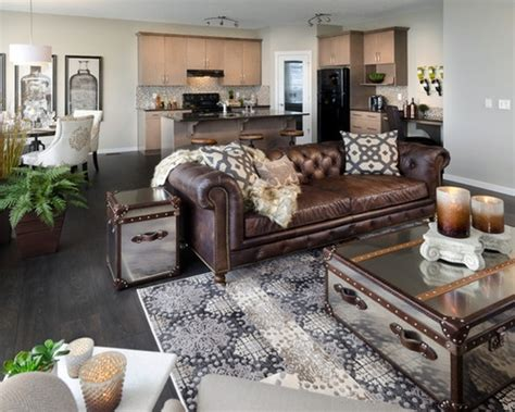 brown leather furniture decorating ideas brown leather decorating ideas www imgkid the image kid has it