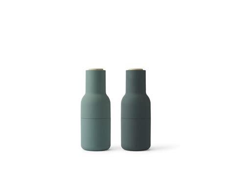 Salz Und Pfeffermühle Menu by Menu Salz Und Pfefferm 252 Hle Bottle Grinder 2er Set