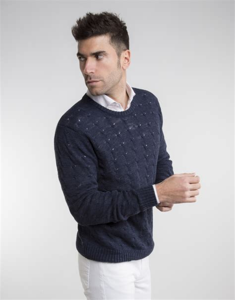navy blue knit sweater navy blue cable knit sweater roberto verino