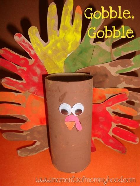 turkey toilet paper roll craft 2015 thanksgiving toilet paper rolls crafts your