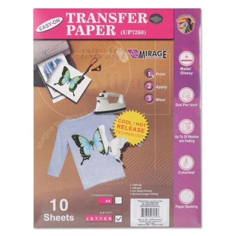 craft transfer paper iron on transfer paper darice crafts up7260 is 10 the