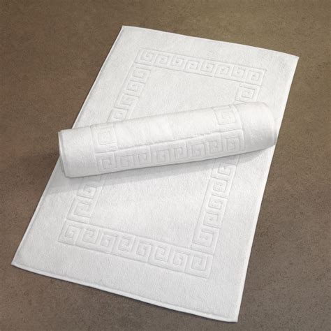 linum towels luxury hotel amp spa collection greek key