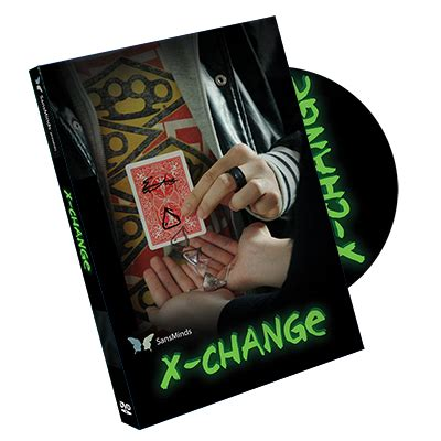 x change x change by sansminds review magic reviewed