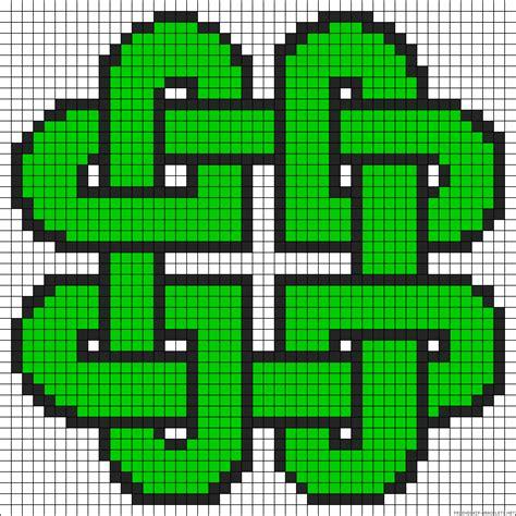 celtic bead patterns celtic perler bead pattern perler bead patterns