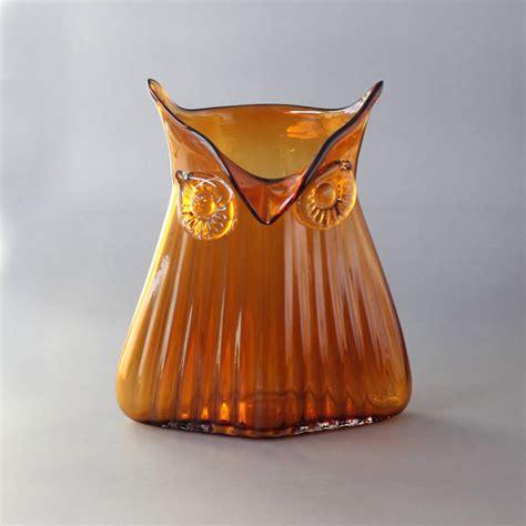 glass for vases uk glass owl vase uk buy source lifestyle