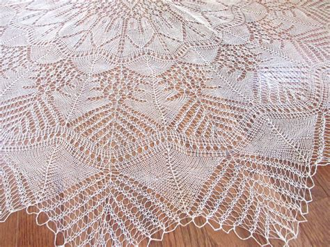 knitting patterns for tablecloths vintage knit lace doily tablecloth shabby farmhouse