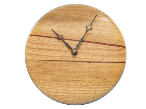 modern wood wall modern wood wall clock kitchen wall clock home decor