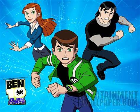 ben ten best ben 10 wallpaper 28702593 fanpop