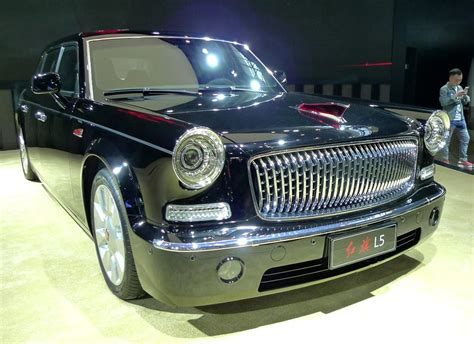 Most Expensive by Meet The Hongqi L5 China S Most Expensive Car