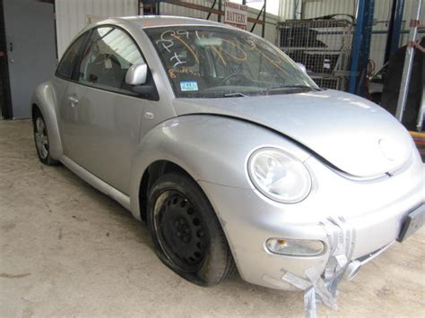 2000 Volkswagen Beetle Parts by Parting Out 2000 Volkswagen Beetle Stock 110436 Tom
