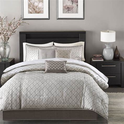 sized bedding shop park biloxi bed in a bag set the home