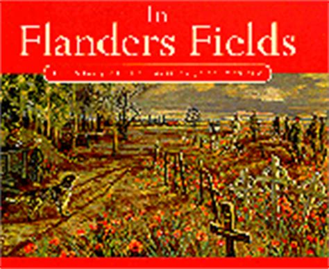 in flanders fields picture book papa
