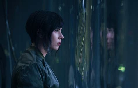 Ghost In The Shell Trailer With Johansson