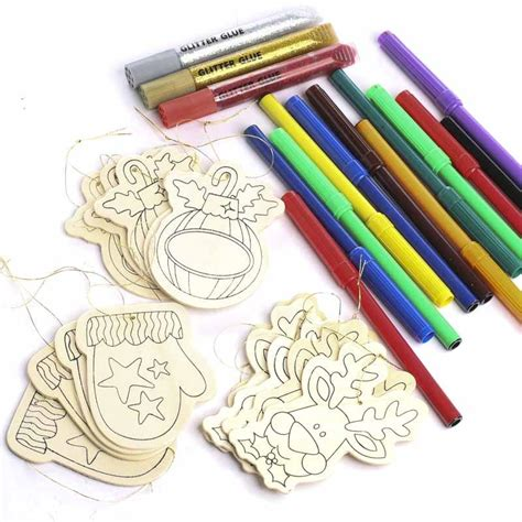 craft project kits wood crafts kits