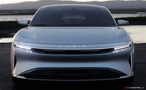 Motor Electric Auto by Lucid Motors Air Electric Car Unveiled Autoconception