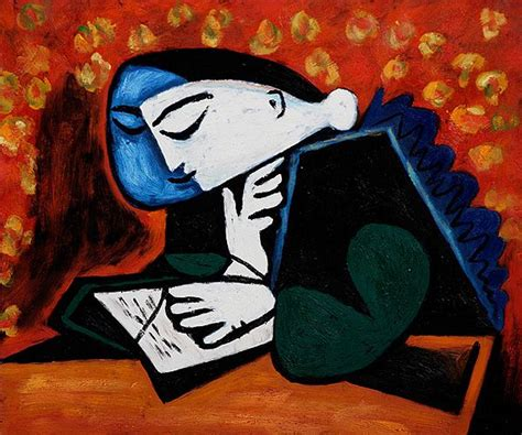 why are pablo picasso paintings worth so much why you should date a who reads write in color