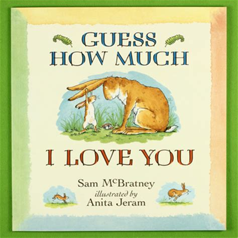 educational picture books guess how much i you books educational books